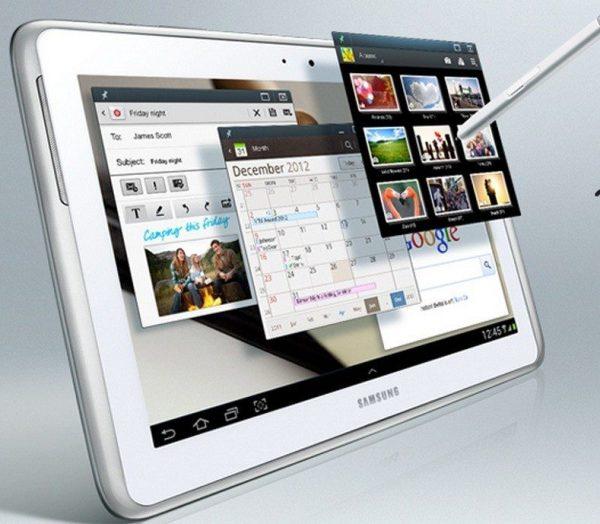 Samsung Galaxy Note 10.1 (GT-N8020)