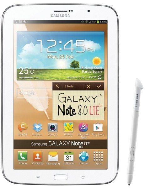 Samsung Galaxy Note 8.0 LTE (GT-N5120)