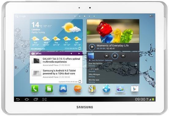 Samsung Galaxy Tab 2 10.1 Wi-Fi (GT-P5110)