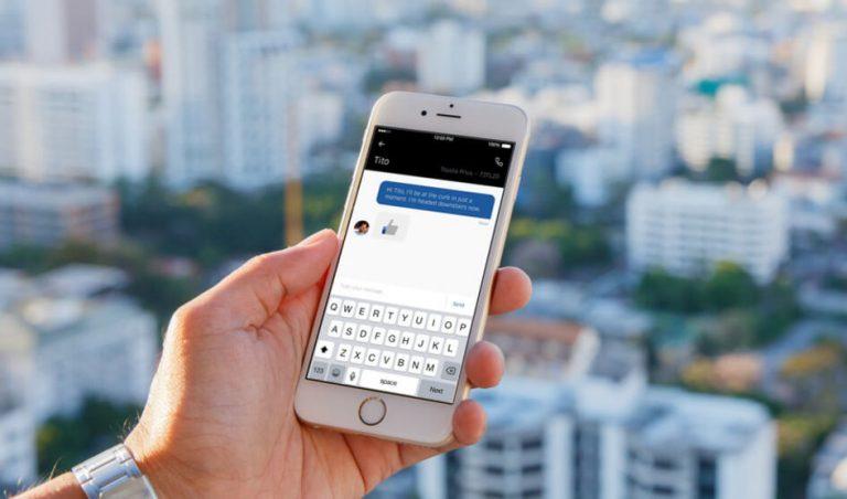 Uber vairuotojams bei keleiviams suteikia naują žinučių galimybę