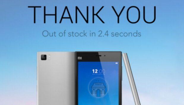 Xiaomi sulaukė padaugėjusių pardavimų