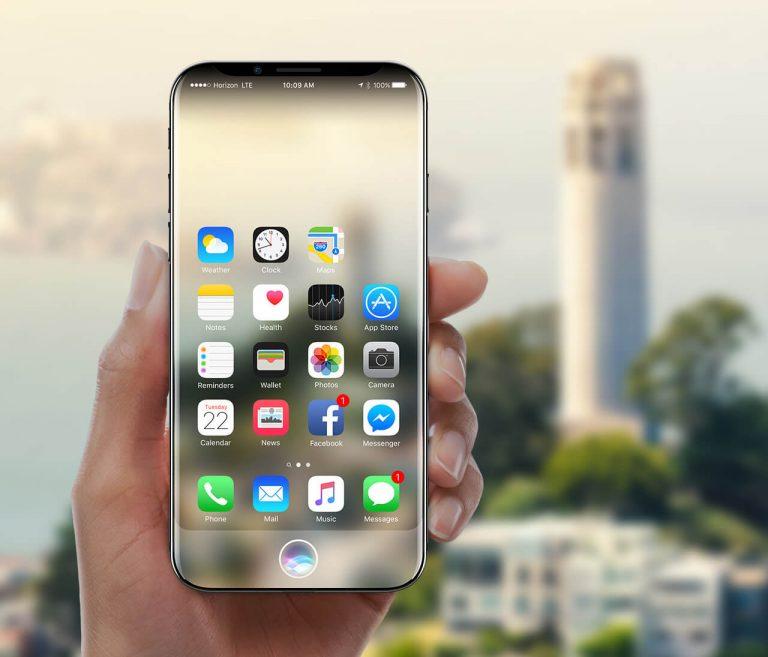 iPhone 8 toliau naudos OLED stiklą – nepaisant gandų, neturės užlenkto ekrano