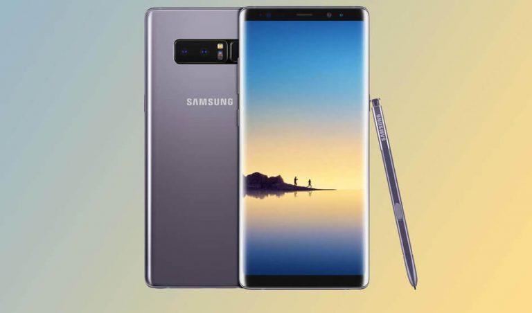 Samsung išleido Galaxy Note 8 Lineage 2 Revolution Edition