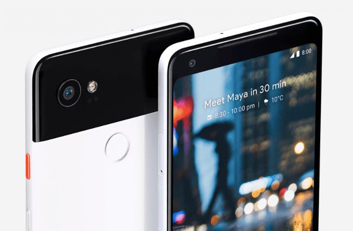 """""""Google"""" išleis garso  pataisymus skambučio metu """"Pixel 2"""" telefone, atnaujinimas pasirodys netrukus"""