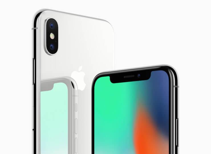 """""""iPhone X"""" dabar sudaro 2 proc. visų """"iPhone"""" naudotojų bazės – pagerino """"iPhone 8"""" ir """"iPhone 7 Plus"""" vartojimo koeficientus"""