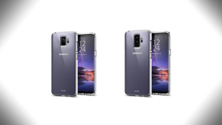 Remiantis HTML 5 testu, Galaxy S9 turės tokį patį vaizdo santykį kaip ir Galaxy S8