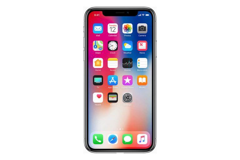 Pranešama, kad iPhone X produkcija gali baigtis šią vasarą