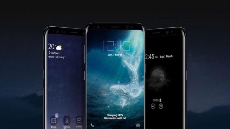"""Štai kaip atrodys """"Samsung Galaxy S9 +"""" """"Coral Blue"""" spalviniame variante"""