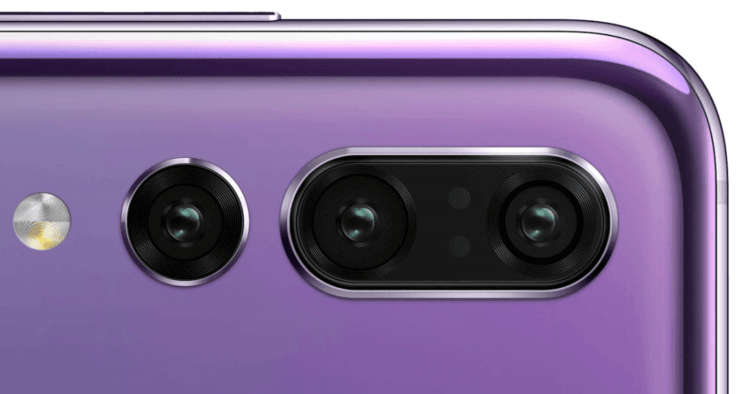 """""""Huawei P20 Pro"""" turės didelės talpos bateriją bei 40 MP pirminės kameros jutiklį prietaiso gale"""
