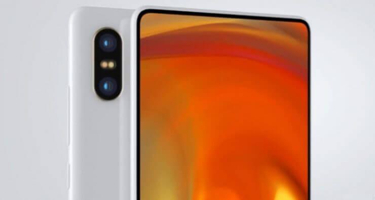 """""""Xiaomi Mi Mix 2s"""" pastebėtas vaizdo įraše su įspūdingu baltu keraminiu korpusu ir dviguba galine kamera"""