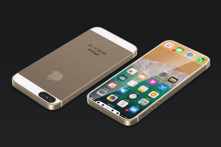 """Pasirodė vaizdo įrašas su tariamu """"iPhone SE 2"""", įraše matosi """"iPhone X"""" išpjova"""