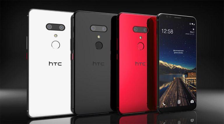 """""""HTC U12+"""" pasirodys gegužės 23 d., kompanijos plakate matosi dauguma prietaiso vidinių detalių"""