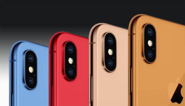 """2018 metų """"iPhone 9"""" modeliai bus įvairių spalvų, išskyrus visų mėgstamiausios"""