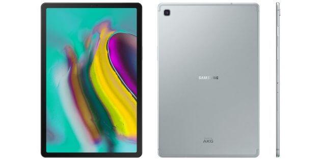 """""""Samsung"""" pristatė itin ploną """"Galaxy Tab S5e"""" planšetę, panašią į naująjį """"iPad Pro 2018"""""""