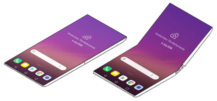 """""""LG"""" nusprendė atidėti lankstomo telefono projektą, kol atgaus poziciją rinkoje"""
