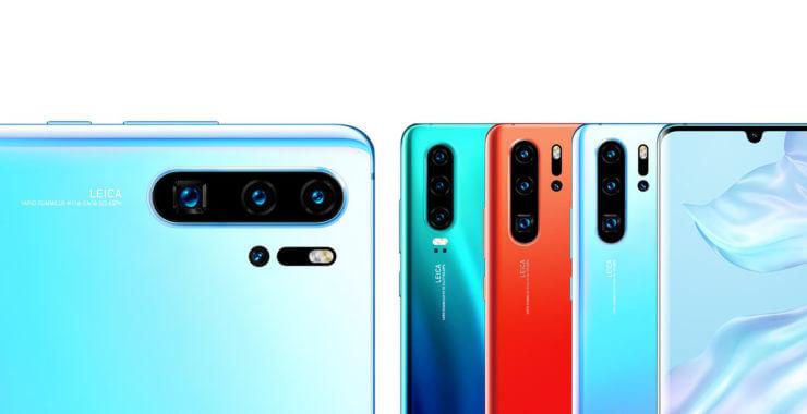 """Oficialiai pristatyti """"Huawei P30"""" ir """"P30 Pro"""""""