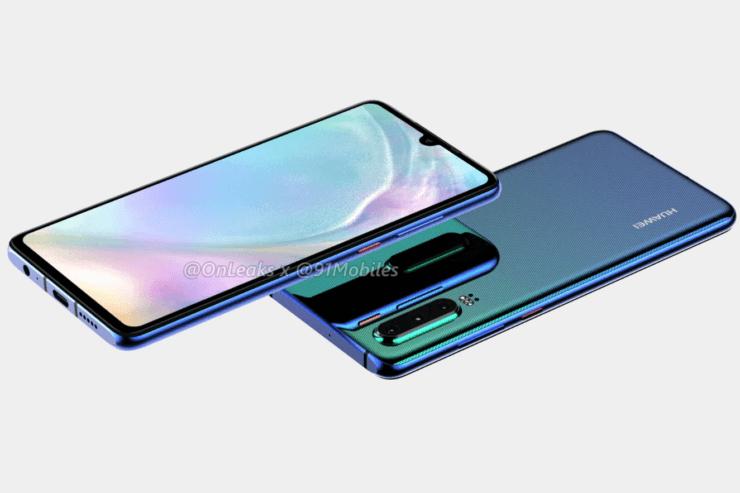 """""""Huawei P30 Pro"""" su 7 nm čipsetu bandymuose pademonstravo kuklius rezultatus"""
