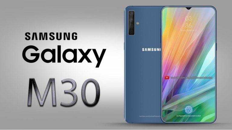 """""""Samsung"""" pristatė nebrangų """"Galaxy M30"""" su lašo formos išpjova ekrane ir 5000 mAh baterija"""